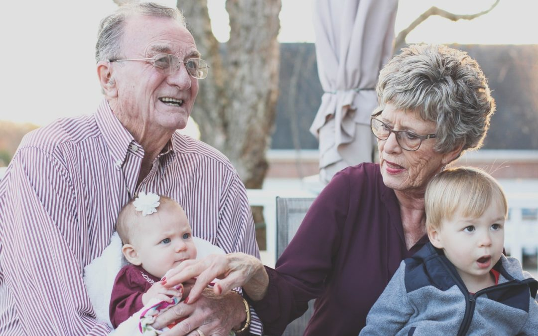 Grandparents: Saving your rights to see your grandchildren